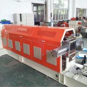 Quality EVA Foam Series Granulator Mixer Single Screw Plastic Extruder Force Feeder Machine for sale