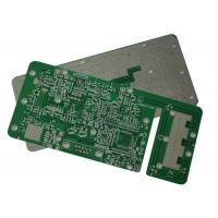 Quality multilayer high frequency Rogers 3003 pcb with 1.524 mm thinckness board for bluetooth speakers for sale
