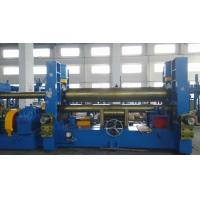 Quality 25mm Thickness Sheet Rolling Machine Hydraulich 4M / Min Rolling Speed for sale