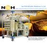 Siemens Supplier Transformer Oil Purifying Machine, VF/VFD/VFD-R, 5 PPM water content, 0.1% gas content, for sale
