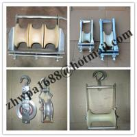 Quality Sales Cable Block,Cable Puller, quotation Hook Sheave Pulley for sale