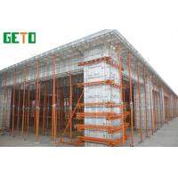 China OEM Lightweight  Concrete  Aluminum  Formwork For  column on sale