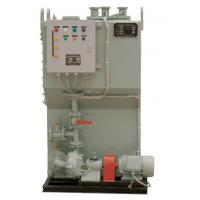 Quality Membrane Filtration Marine Wastewater Treatment Equipment SBR / PLC Control for sale