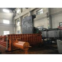 Quality 315 Tons Baling Force Cuboid Block Scrap Baler Machine Cylinder Scrap Metal Press for sale
