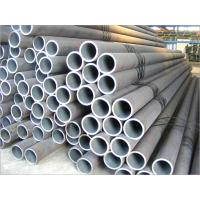 Quality DIN 2440 DIN2391 ST52 Seamless Thick Wall Steel Pipe Cold Drawn wth BS GB ASTM for sale