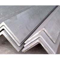 Quality 304, 304L,300 Series HRAP Hot Formed Equal Stainless Steel Angle Bars ISO Certificate For Metallurgy, Biology, Electron for sale