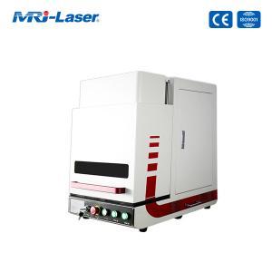 Quality Enclosed Fiber Laser Marking Machine for sale