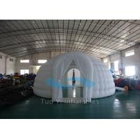 Quality Advertising Giant Inflatable Tents , Activity Air Tight Camping Air Dome Tent for sale