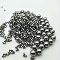 Quality Magnetic Mini Magnetic Metal Balls G100 G200 G500 G1000 Customized Size for sale