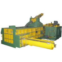Quality Push - out Discharging Hydraulic Baling Press / Scrap Metal Balers Y81T - 125 for sale