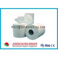 Quality Hygiene Spunlace Nonwoven Fabric Rolls Recycling Washable for Kitchen for sale