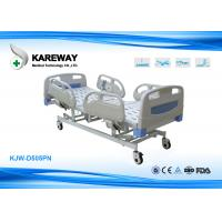 Quality PP Side Rails High Low Bed Hospital Bed , Adjustable Medical Bed For Hospital Patient for sale