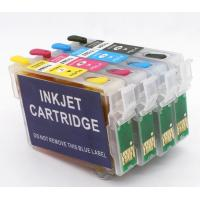T1261 T1262 T1263 T1264 ink cartridge for Epson Workforce 635 840 refillable cartridge for sale