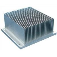 Quality 6061 T6 / T66 Aluminum Heatsink Extrusion Profiles For Cars / Trains Machinery for sale