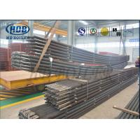 Quality Spiral Type Fin Welded Heat Exchanger Tubes For Boiler Economizer ASME Standard for sale