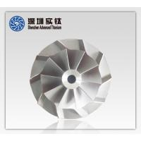 China titanium casting compressor wheel on sale