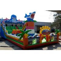 Quality Inflatable castles for rent with warranty 24months from GREAT TOYS LTD for sale