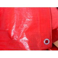 China high quality orange waterproof pe tarpaulin sheet used for covering,woven plastic tarpaulin on sale