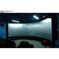 Quality Hydraulic Air 4D Cinema System Dynamic Effects With Electric Chair for sale