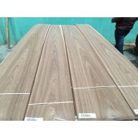 Quality American Black Walnut Natural Wood Veneers for Furniture Doors Panel Interior Designing for sale