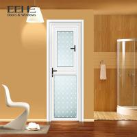 Quality Double Glazing Aluminium Swing Door For Commercial Buildings Heat Insulation for sale