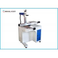 Buy cheap Jeans Leather Fabric Desktop Co2 Laser Engraver With Dynamic Focus System , Big Working Area from wholesalers