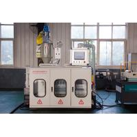Quality Double / Single Screw Plastic Extruder Machine With Low Power Consumption for sale
