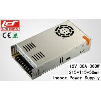 Buy cheap Intelligent Cooling 12 Volt 10 Amp Power SupplyConstant Voltage Stable 360W from wholesalers