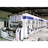 Buy Fully Automatic Gravure Printing Equipment 7 Motor With Pneumatic Draw Knife FX at wholesale prices