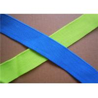 Quality 30mm Woven Jacquard Ribbon Medal Neck Ribbon Established For Bags for sale