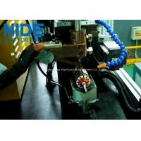 Buy Armature Wire Commutator Fusing Machine / Spot Welding Machine With Touch Screen at wholesale prices