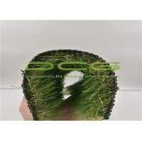 Quality Anti UV 30mm Green Realistic Artificial Grass 2m &4m Roll Width for sale