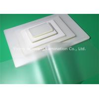 Buy cheap Glossy PET Pouch Laminating Film Glossy Preventing Alteration For Documents from wholesalers