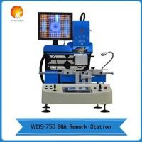 Quality WDS-750 automatic advanced BGA rework station desoldering station with optical alignment for sale