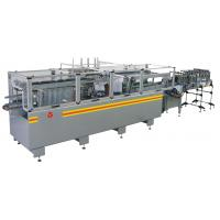 Quality Wrap round Case Packer /  Shrink Packaging Equipment for food, chemical Carton box packing for sale