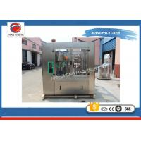 Fully Automatic Carbonated Drink Tin Can Filling Machine 10000-15000 cans/hour