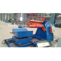 Buy cheap Metal Coil Detached Electric Uncoiler Machine With Straightening Machine from wholesalers