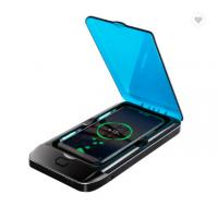 Quality UV Cell Phone Sanitizer and Dual Universal Cell Phone Charger Patented Sterilizer and Clinically UV Light Sanitizer for sale