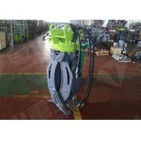 Quality ZX60 Mini Excavator Rotating GrappleHydraulic Timber Grappling Attachment for sale