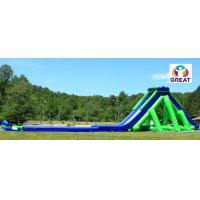 Quality High quality hippo inflatable water slide  GT-SAR-1683 for sale