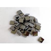 Quality Square Rectangle PCD Cutting Tool Blanks For Sandstone Marble Granite Cutting Saw for sale