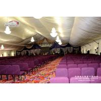 China 2000 people church service waterproof clear tent for outdoor party for sale