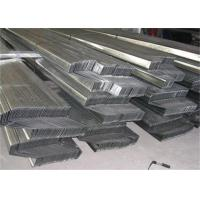 Quality hot rolled construction Z Channel Steel purlins for mechanical manufacture for sale