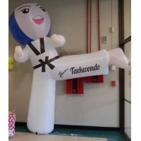 Buy high quality advertising Inflatable Taekwondo for sale GT-TT-2440 at wholesale prices