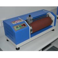 Quality Shoe Soles DIN Abrasion Tester , DIN Abrasion Test Method for sale
