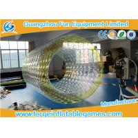 Quality Water Roller Ball Inflatable Hamster Wheel For Humas With Size Customized for sale