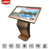 Quality Commercial Interactive Digital Signage Interactive Screen Display Support Multi Language for sale