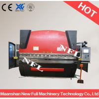 Quality High Speed 8 axis CNC Hydraulic Press Brake machines for sale