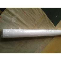 Buy Silicone rubber sheet for solar energy laminating machine maximum 3.8m wide at wholesale prices