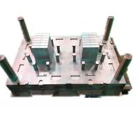 Quality Rapid Prototyping Plastic Injection Mold Tooling Cold Runner For Auto Parts Mould for sale